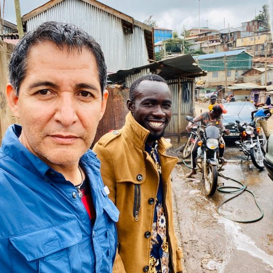 Navidad en Kibera el barrio mas pobre de Africa