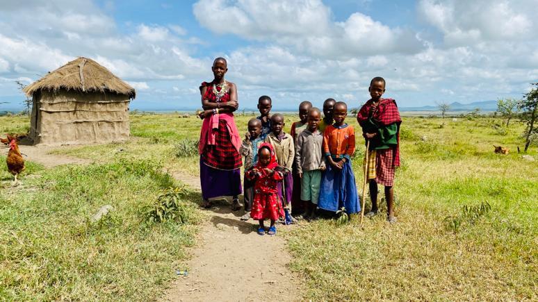 Vida Masai en Tanzania